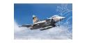 ITALERI maquette avion 1306 JAS39 Gripen 1/72
