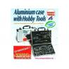 Artesania OUTILLAGE 27006 Coffret alu pour maquette bois