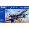REVELL maquette avion 64692 Model Set Junkers Ju87 G/D 1/72