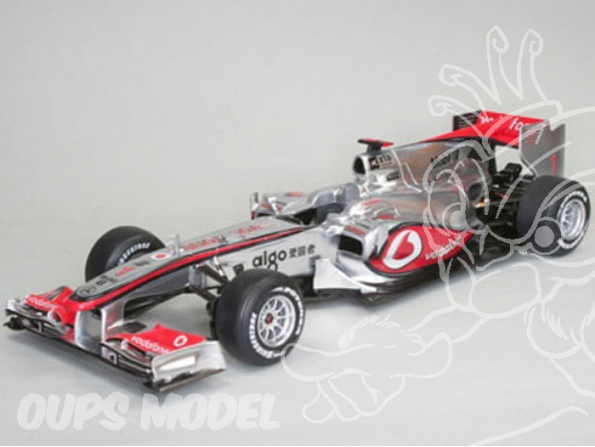 REVELL maquette voiture 67097 Model Set Vodafone McLaren Mercedes MP4-25 J. Button1/24