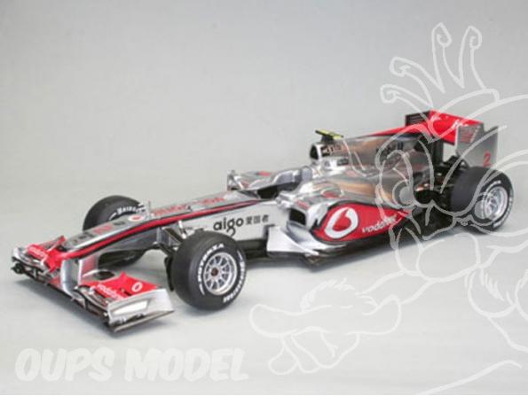 REVELL maquette voiture 67096 Model set Vodafone McLaren Mercedes MP4-25 L. Hamilton 1/24