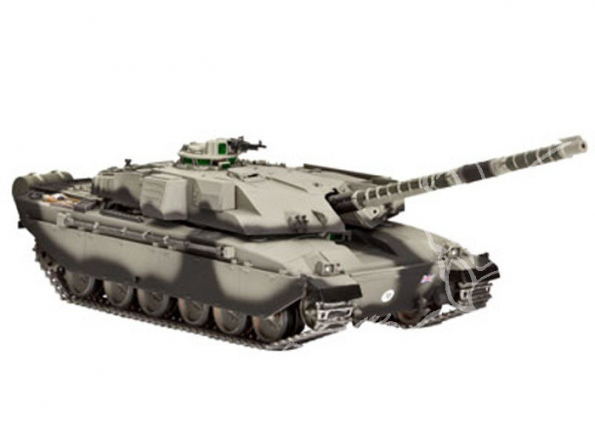 REVELL maquette militaire 03183 CHALLENGER I 1/72