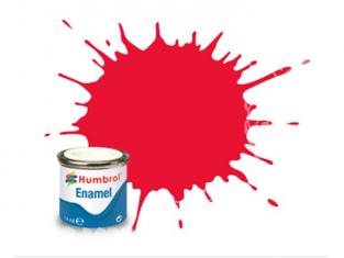 HUMBROL Peinture enamel 238 Rouge Vif