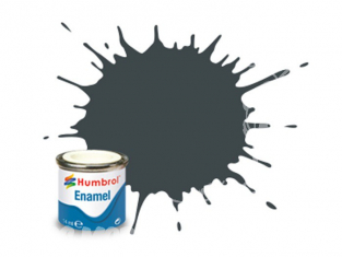 HUMBROL Peinture enamel 243 RLM72 Vert mat