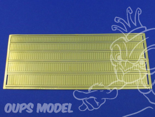 Aber SV-01 Escaliers de navires echelle 1/75 a 1/200