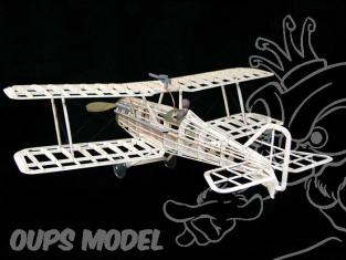 Maquette Guillow&39s avion bois 202 BRITISH SE5-A 1/12