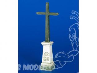 Plus Model 4026 Croix sur piedestal 1/48