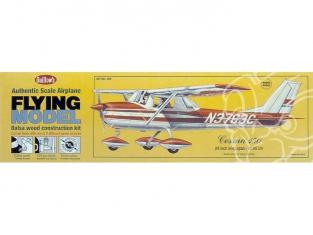 Maquette Guillow&39s avion bois 309 CESSNA 150 1/16