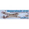 Maquette Guillow&39s avion bois 505 Messerschmitt Bf 109 1/32