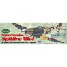 Maquette Guillow&39s avion bois 504 Supermarine Spitfire 1/32