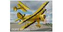 Maquette DUMAS AIRCRAFT 227 avion bois WACO YMF-5