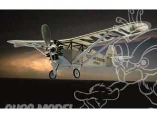 Maquette DUMAS AIRCRAFT 226 avion bois Ryan M-1 Mail Transport