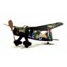 Maquette DUMAS AIRCRAFT 220 avion bois Westland Lysander