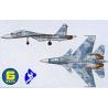 "Trumpeter maquette avion 06230 SU-33UB ""FLANKER"" 1/350"