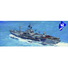 trumpeter maquette bateau 05719 USS MOUNT WHITNEY LCC-20 1/700