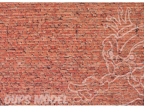 Faller 170607 Plaque de mur, Clinker