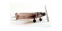 Maquette DUMAS AIRCRAFT 210 avion bois Ford Tri-Motor