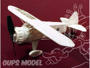 Maquette DUMAS AIRCRAFT 201 avion bois Mister Mulligan