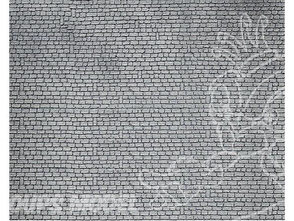 Faller 170804 Dalle décorative, Pierre de taille naturelle