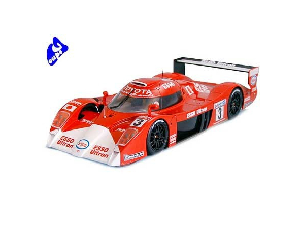 tamiya maquette voiture 24222 Toyota GT-One TS020 1/24