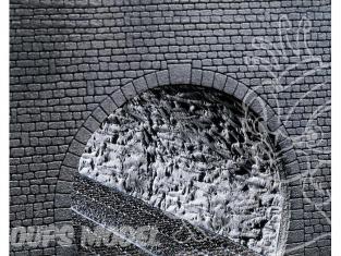 Faller 170886 Dalle décorative Pros portion de tunnel Structure de rochers