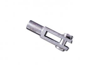 Chape a rotule aluminium Petit Gros M3 - 2 Pcs A2PRO 608