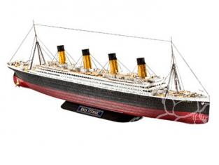 Revell maquette bateau 05210 R.M.S. Titanic 1/700