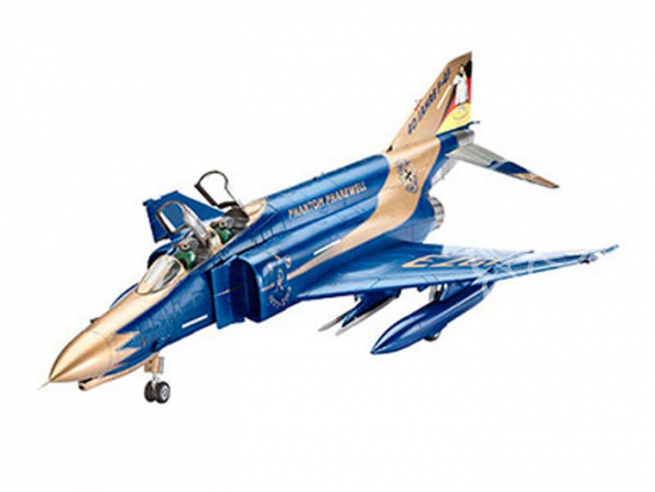 REVELL maquette avion 04875 F-4F Phantom PHAREWELL 1/72