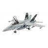 REVELL maquette avion 04874 F/A-18C Hornet Swiss Air Force 1/48