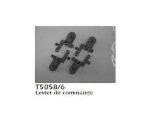 levier de commande DYNAM T5058/6