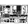 EDUARD photodecoupe avion 48105 P47D Thunderbolt 1/48