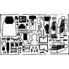 EDUARD photodecoupe avion 48108 F8F Bearcat 1/48