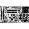 EDUARD photodecoupe avion 48130 Exterieur Buccaneer 1/48