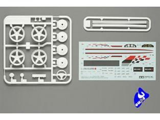 tamiya maquette 12608 set tuning R34 1/24