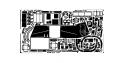 EDUARD photodecoupe avion 48172 A-6E / EA-6A 1/48