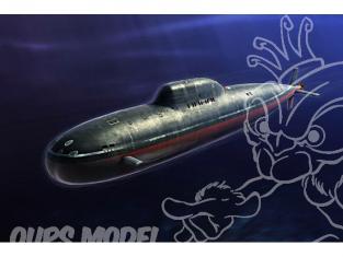 HOBBY BOSS maquette sous marin 83528 Russian Alfa Class SSN 1/350