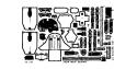 EDUARD photodecoupe avion 48219 M6A1 Seiran Tamiya 1/48