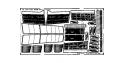 EDUARD photodecoupe avion 48228 Bomb bay et Volets d atterrissage IL-2m3 1/48