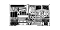 EDUARD photodecoupe avion 48235 UH-1N 1/48