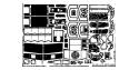 EDUARD photodecoupe avion 48245 A-1H Tamiya 1/48