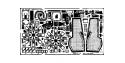 EDUARD photodecoupe avion 48251 EE Lightning F-1/F-3 1/48