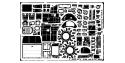 EDUARD photodecoupe avion 48265 P-26A/C Peashoper Hobby Craft 1/48