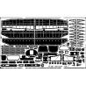 EDUARD photodecoupe avion 48268 Yak-1 1/48