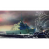 Trumpeter maquette bateau 04553 USS FORT WORTH (LCS-3) 1/350