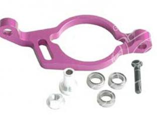 tendeur de courroie alu anodise violet SERPENT 801132
