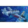 "Trumpeter maquette avion 02244 DOUGLAS SBD-3 ""DAUNTLESS"" 1/32"