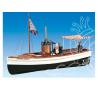 BILLING BOATS Kit bateau bois 588 AFRICAN QUEEN 1/12
