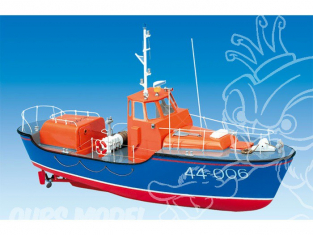 BILLING BOATS Kit bateau bois 101 ROYAL NAVY LIFEBOAT 1/40