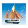 BILLING BOATS Kit bateau bois 200 DANA FISHING BOAT 1/60