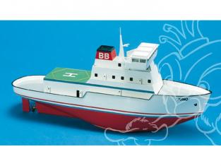 BILLING BOATS Kit bateau bois 204 JUNO 1/87